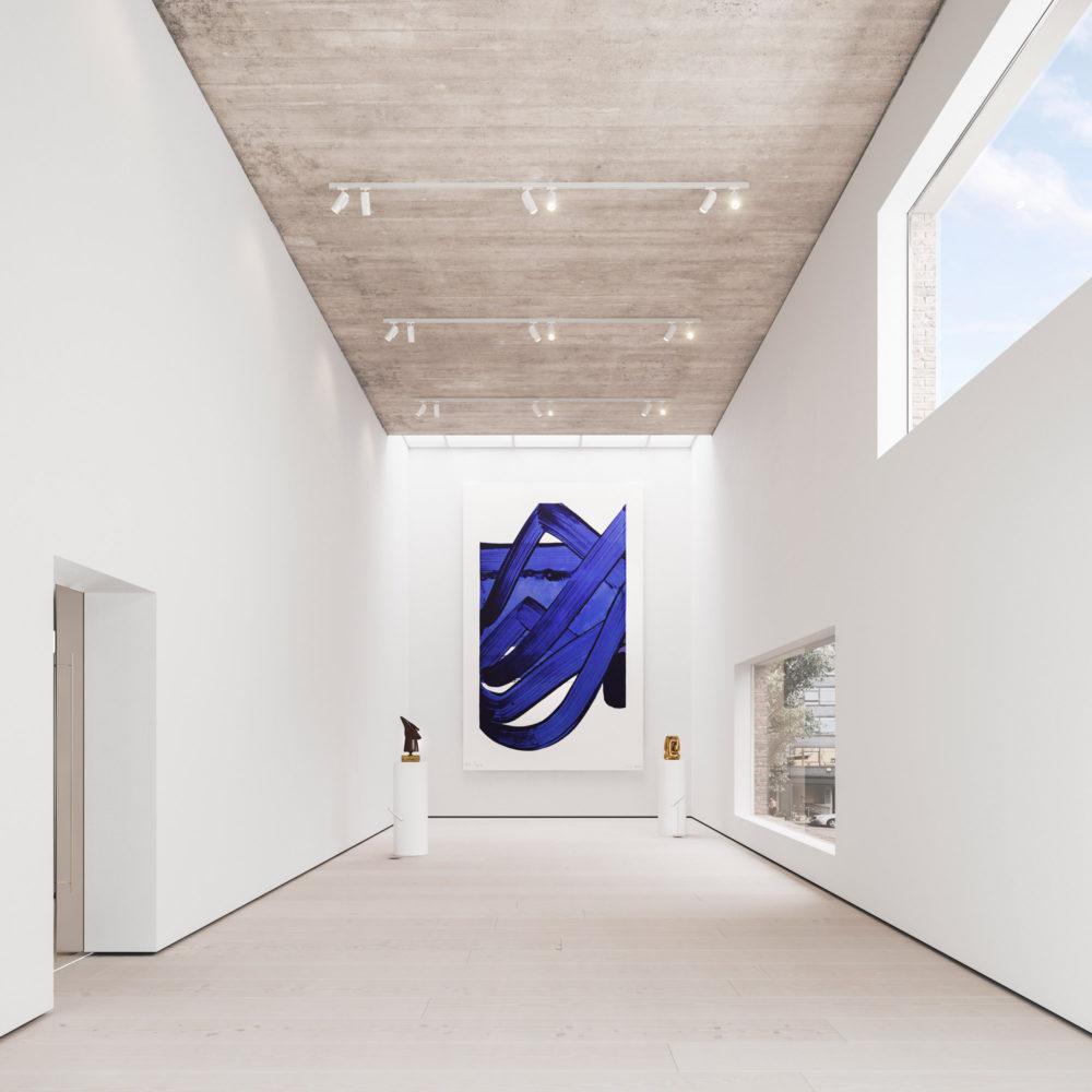 CGI First Floor Gallery