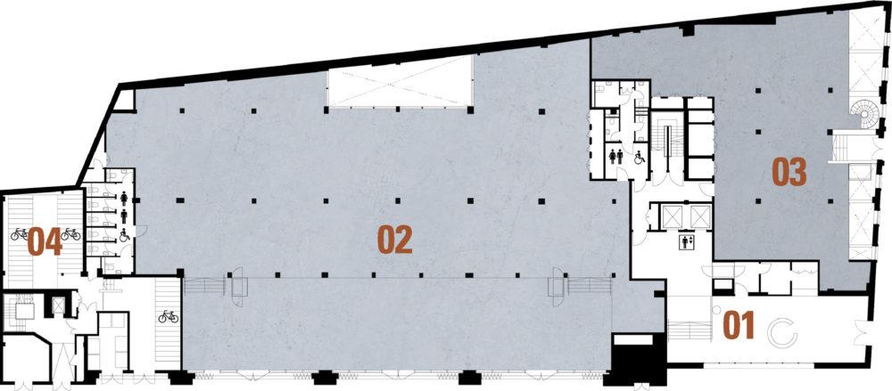 Floorplan GF mobile