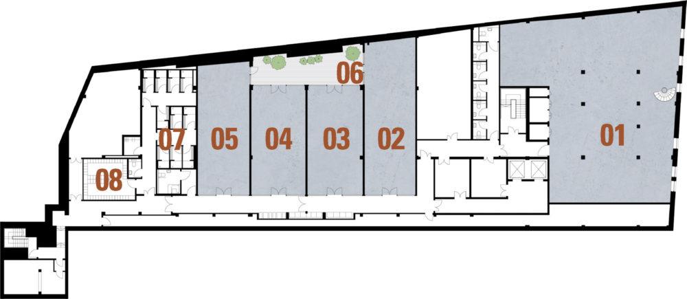Floorplan LG mobile